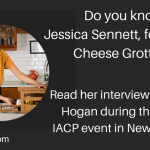 Cheese Grotto Interviews Babs Hogan