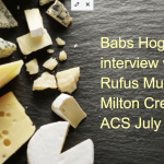 Babs Hogan's Interview with Rufus Musser